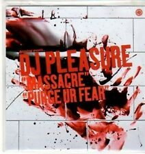 (BU8) DJ Pleasure, Massacre / Purge Ur Fear - DJ CD