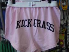 Soffee Soccer Shorts Kick Grass Pink Adult Large