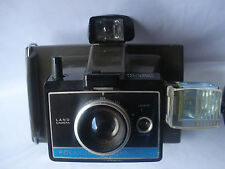 VINTAGE POLAROID LAND INSTANT CAMERA - COLORPACK ll  WITH EXTRA FLASH BULBS