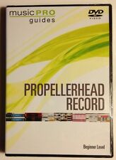 Musicpro Guides: PROPELLERHEAD RECORD Beginner Level NEW SEALED DVD!!