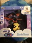 Disney Ultimate Emoji Minnie Mouse Motion Sense Helicopter - NEW IN BOX