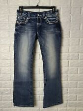 Miss Me jeans Ladies size 26 x 31 JE5652ER Easy Boot