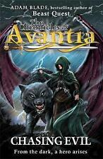 Chasing Evil (The Chronicles of Avantia), By Adam Blade,in Used but Acceptable c