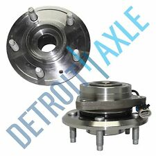 2 Front Wheel Bearing & Hub for 07-09 Chevy Equinox Pontiac Torrent Suzuki XL-7