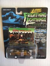 Johnny Lightning White Lightning  Munsters   Drag-u-la white lightning