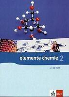Elemente Chemie 2. G8. Schülerbuch Klasse 11/12. Allgeme... | Buch | Zustand gut