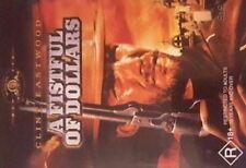 A FISTFUL OF DOLLARS -Clint Eastwood- (2000 DVD Region 4) Western Classic