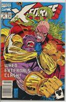 X-Force 1991 series # 12 UPC code near mint comic book