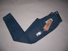 Levis 710 Super Skinny Women's Mid Rise Skinny Jeans Size 25x30 NWT