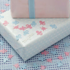 14g Tiny Feet Confetti Baby Shower Gender Reveal Party Pink Blue Girl Or Boy