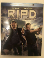 R.I.P.D. Blu Ray