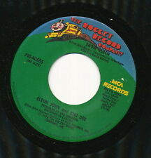 ELTON JOHN KIKI DEE 45 TOURS USA DON'T GO BREAKING
