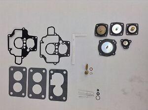 WALKER KIT HOLLEY 740 CARBURETOR KIT 1984-1985 FORD MERCURY 1.6L ENGINE