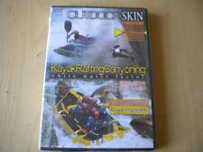 Kayak Rafting CanyoningDVDSportguida canyoning kayaking lingua italiano