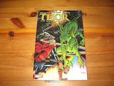 Thor  SC  Graphic Novels  Bringers of the Storm, Mighty Avenger vol 1 and vol 2