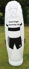 Trainings Dummy 205 cm für Abwehr und Torwart aufblasbar Freistoß Trainingsdummy
