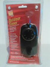 Commercial Electric Outdoor Timer 1000 Max Watts New In Original Packaging