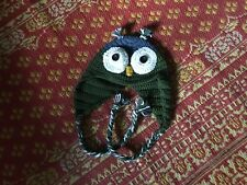 Owl Adult Hat