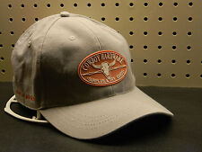 CAP COWBOY HARDWARE SURPLUS & DRY GOODS GET A GRIP HIGH QUALITY EMBROIDERED LOGO