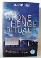 *o- Das Stonehenge-Ritual - von Sam Christer (2012, Taschenbuch)