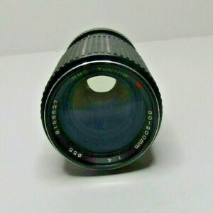 Tokina RMC 80-200mm f/3.5-4.5 MF EF Lens For Canon
