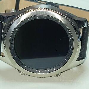 Samsung R775 Gear S3 Classic Verizon 46mm Stainless Steel Case Smart Watch