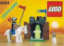 Lego Castello  6034 Black Monarch's Ghost (1990)  Raro Visita il mio Negozio