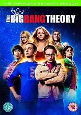 THE BIG BANG THEORY Complete Season 7 DVD Set Series Seven R4