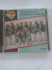 Cuando Lloran Los Hombres by Banda la Costeña (CD, 2008, Universal Music Latino)