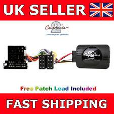 AUDI A2 A3 A4 A6 A8 TT Steering Wheel Control Interface Adaptor Lead CTSAD001.2