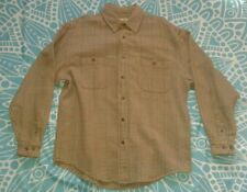 VTG 1960's Men's Eddie Bauer Outdoor Outfitters Sz M Long Sleeve Button Down...