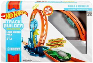 Hot Wheels Track Builder Unlimited Loop Kicker Pack new/boxed