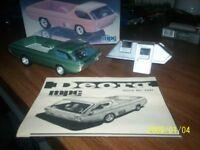 MPC Vintage Dodge Deora Custom Pickup