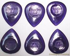 6 Stubby Pasión agarre plectrum Selecciones-Cuerdas Para Guitarra