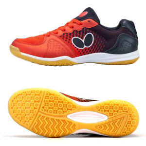 Butterfly Lezoline Vilight Table Tennis Shoes Red