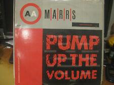MARRS...PUMP UP THE VOLUME...4 MIXES