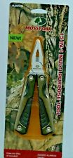 MOSSY OAK 15 in 1 Multi Tool stainless steel anodized Hunting Fishing Camping