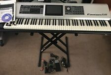 Roland Fantom-G8 88 Key Keyboard Synthesizer Workstation with Stand and Pedal
