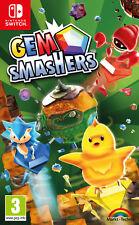 Gem Smashers Switch Game   BRAND NEW SEALED   SAME DAY DESPATCH