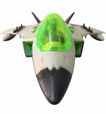 Light-Up Fighter Jet Plane With Sound Effects Flashing Aeroplane Space Wars LED