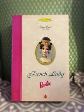 French Lady Barbie. The great eras collection.