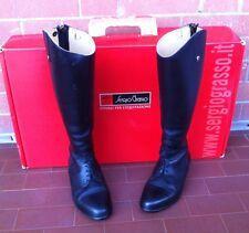 Sergio Grasso Stivali Donna Equitazione Tg 38