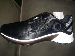 NEW IN BOX Adidas ZG21 BOA Golf Shoe FW5556 Black/White/Grey - New 2021