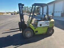 New Listingclark Propane Forklift