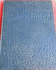 1932 THE POLYTECHNIC STUDENT YEARBOOK POLYTECHNIC HIGH SCHOOL LOS ANGELES CA