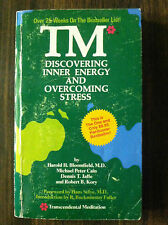 T. M. : Discovering Inner Energy and Overcoming Stress by Bloomfield store#2692