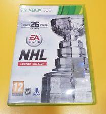 NHL Legacy Edition GIOCO XBOX 360