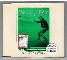 PAUL McCARTNEY YOUNG BOY  CD SINGOLO SINGLE CDs  COME NUOVO!!!