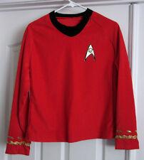 Star Trek 1st Season Tunic. Engineering Division,  Scotty #3