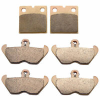 1992-2001 BMW R1100RS Sintered HH Front & Rear Brake Pads